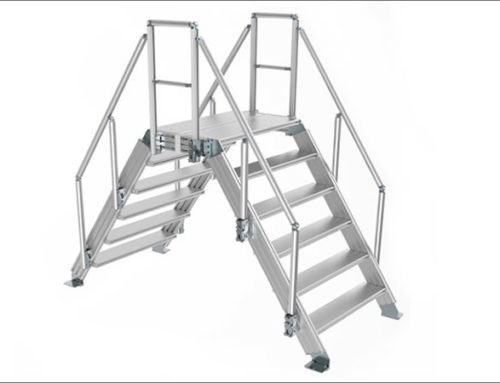 Crossover Safety Stair Unit