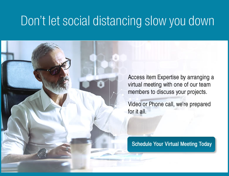 Schedule a Virtual Meeting now!